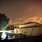 Fotografías en Diario Información Observación atronómica pública verano 2014
