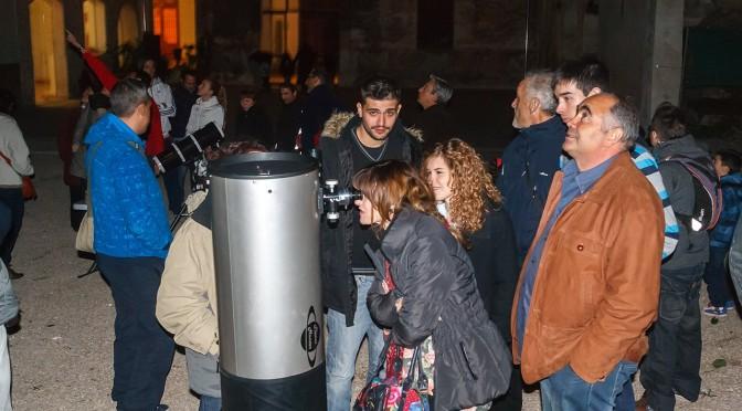 Semana de la Ciencia 2014 en L'Olleria