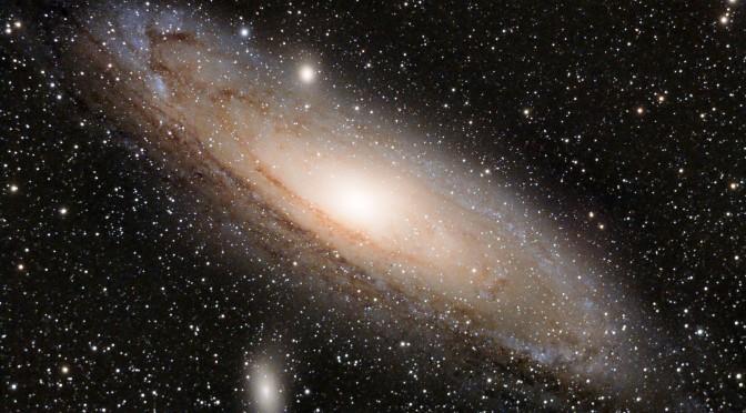 Galaxia de Andrómeda M31