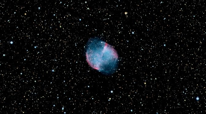 Nebulosa Planetaria (Galaxia dumbbell) M27