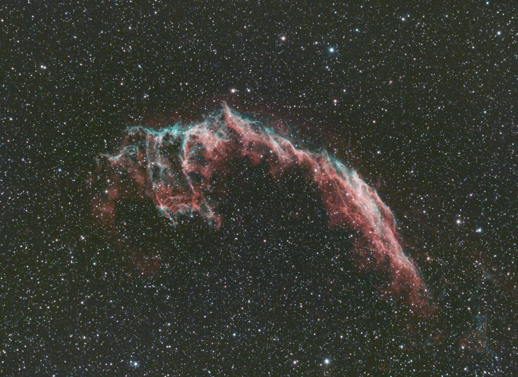 NGC 6992 WESTERN VEIL