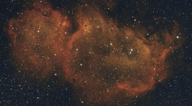 Nebulosa del Alma – Sh2-199 (LBN 667)