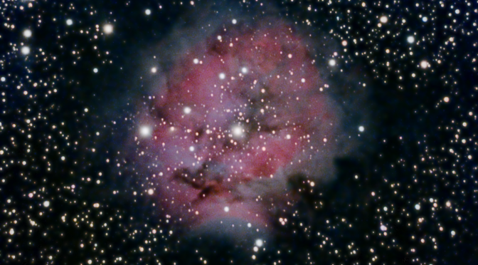 Nebulosa Cocoon (Caldwell 19, IC 5146)