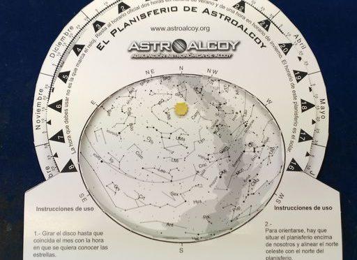 Construye tu propio Planisferio celeste