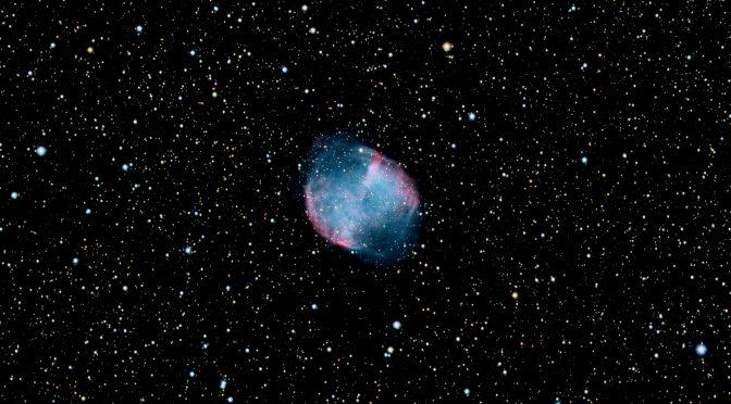 Nebulosa Planetaria (Galaxia dumbbell) M27