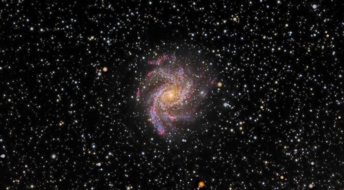 NGC6946 – Caldwell 12